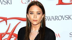 Mary-Kate Olsen's Now Brunette