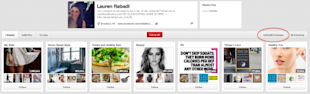 HelloInterview: Meet Lauren Rabadi – Aspiring Health Expert and Pinterest Influencer image Screen Shot 2013 06 07 at 12.59.09 PM 524x159