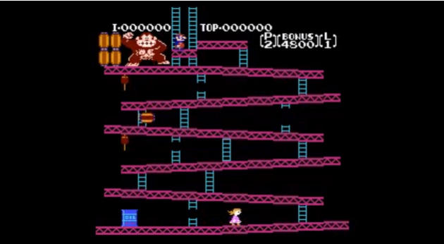 The Dad Who Hacked Donkey Kong for his Daughter