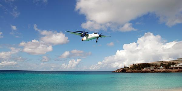 Ten beaches you don't want to visit - Maho Beach - Saint Martin, Caribbean