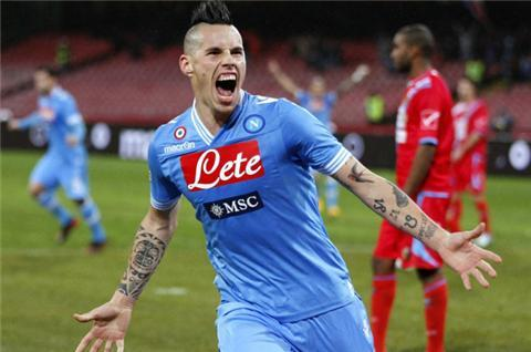 Napoli cruise past Catania