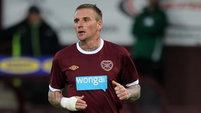 Scottish Premiership - Stevenson steps up recovery