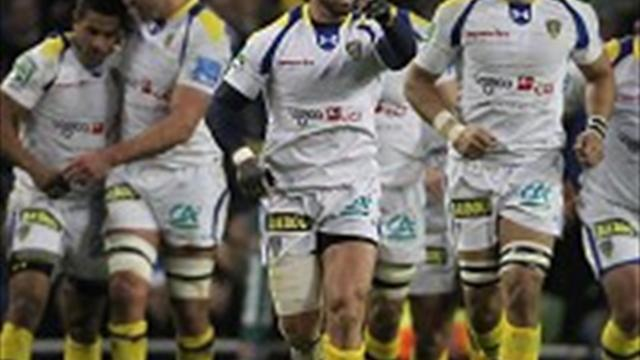 Rugby - Parra stars for Clermont
