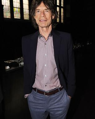 Mick Jagger to Co-Produce James Brown Biopic