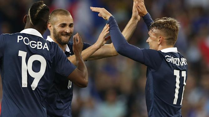 World Cup - France-Honduras matchpack: Fine without Franck?