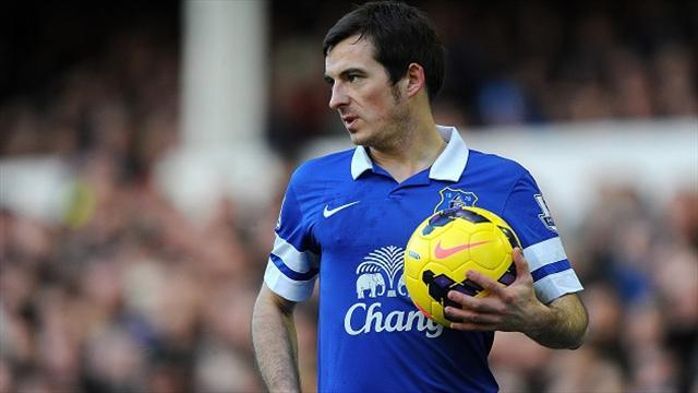 Premier League - Martinez impact convinced Baines to stay at Everton