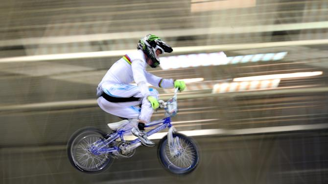UCI BMX Supercross World Cup 2013