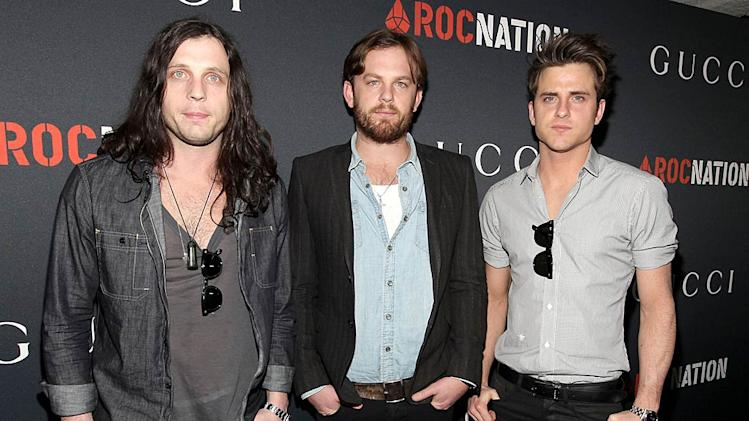 Kings Of Leon Gucci Brnch