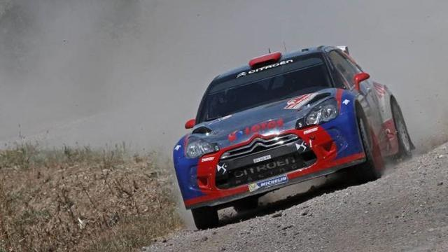 WRC - Kubica closes in on factory Citroen drive
