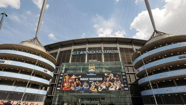 Premier League - Man City cut financial loss but risk UEFA action