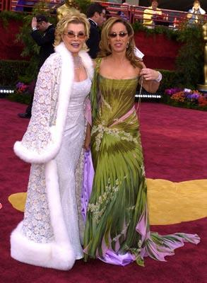 Joan Rivers and Melissa Rivers 76th Academy Awards - 2/29/2004