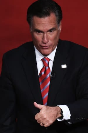 Late-Night Comedians Joke More About Romney Than Obama, Study Says