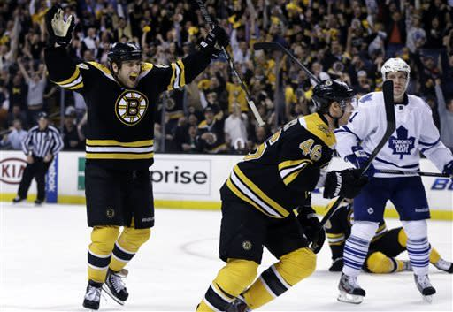 Maple Leafs-Bruins Preview