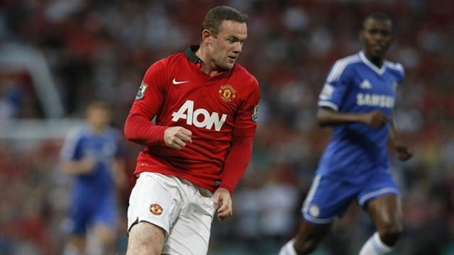 Premier League - No transfer request from Rooney