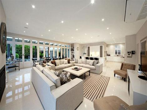 Shane Warne's house in Melbourne