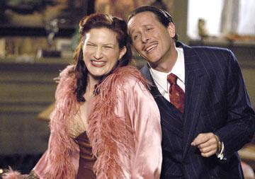 Ana Gasteyer and Steven Weber Showtime's Reefer Madness