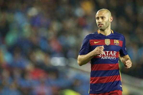 5 players Barcelona could sign as a replacement for Javier Mascherano