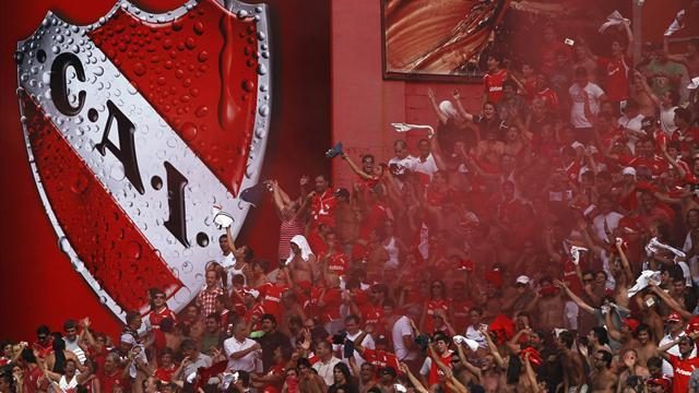 South American Football - Independiente relegated for first time