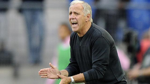 Ligue 1 - Lille appoint Montpellier's Girard as coach