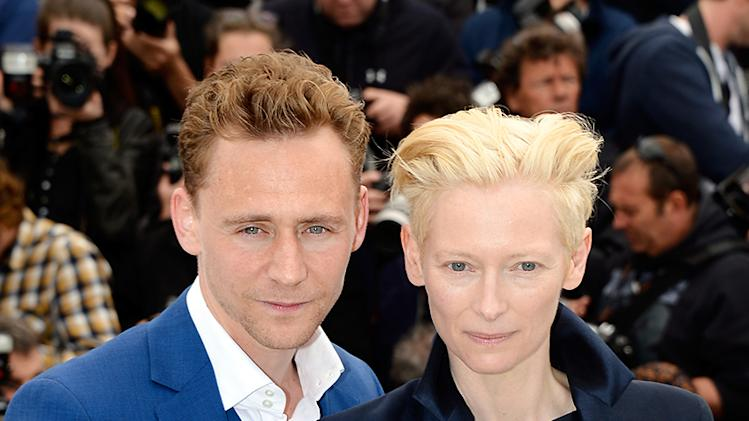 'Only Lovers Left Alive' Photocall - The 66th Annual Cannes Film Festival