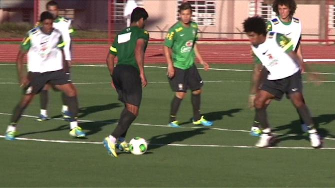 Brazil to play against Japan in Confed Cup opener