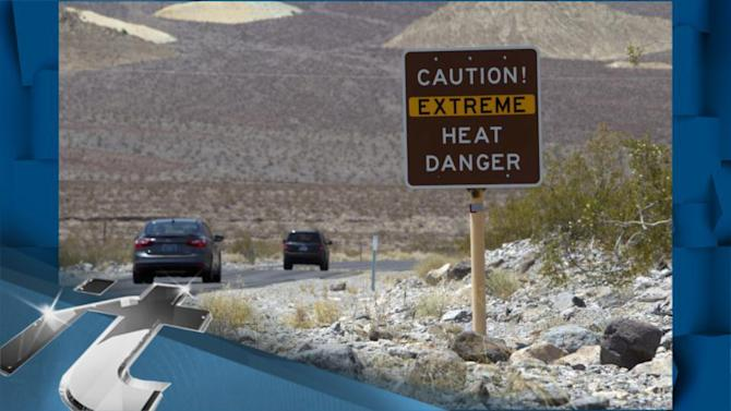 Weather Breaking News: Scorching Heat Bakes West, Toppling Records