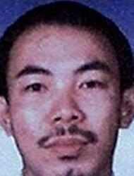 This photo from the US Department of Justice shows Malaysian-born Zulkifli bin Abdul Hir, alias Marwan, one of the three senior Islamic militants who were killed during an air raid on a remote southern island