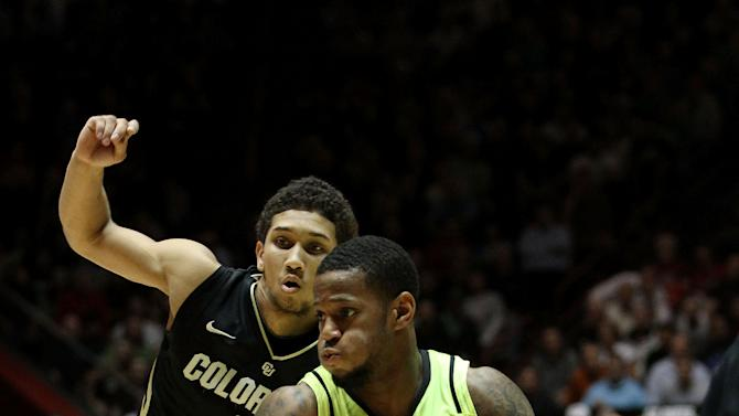 NCAA Basketball Tournament - Colorado v Baylor