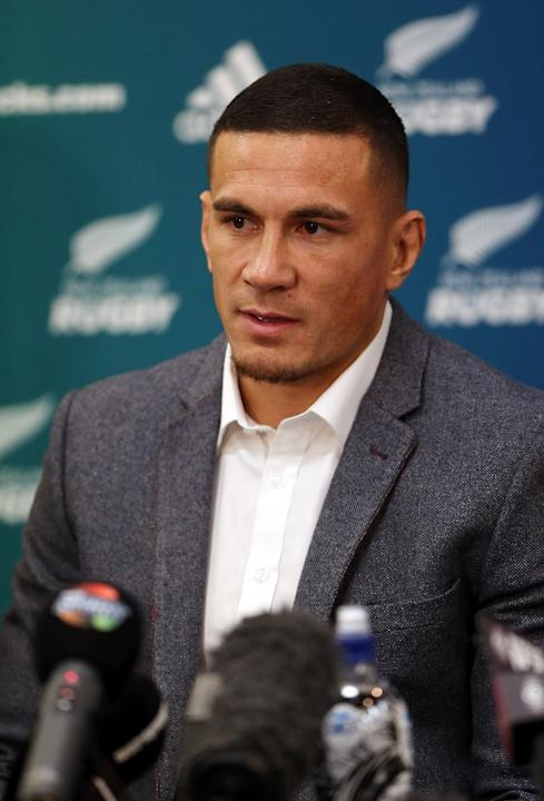 Williams, who is currently playing Rugby Sevens with hopes of snaring a medal at the Rio Olympics, said he wanted to remain part of the All Blacks' winning culture