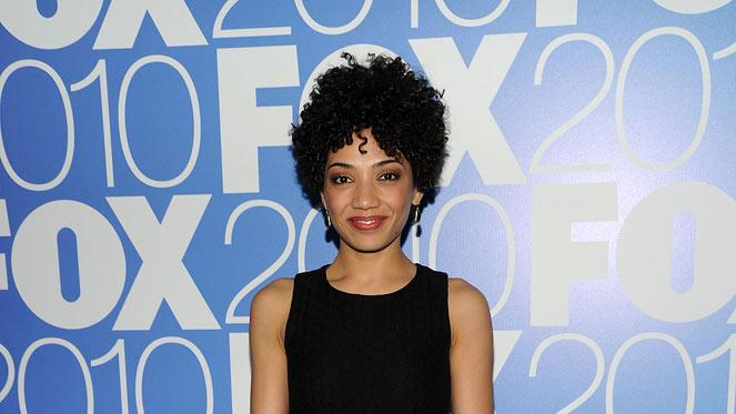 "Jasika Nicole (""[ytvshow id=42960Fringe[/ytvshow]"") attends the 2010 Fox Upfront after party at Wollman Rink, Central Park on May 17, 2010 in New York City."