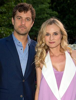 """Joshua Jackson on Diane Kruger: """"Our First Date Was a Miserable One"""""""