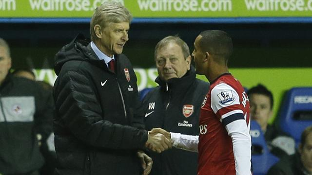 Premier League - Wenger: Walcott needs to give back to Arsenal