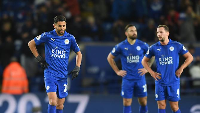 Five reasons why Leicester City have struggled this season