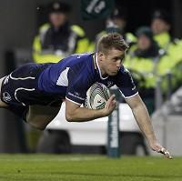 Luke Fitzgerald has committed to Leinster for another year