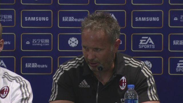 Mihajlovic expects to see improvements from Milan