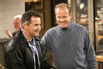 """Anthony LaPaglia and Kelsey Grammer NBC's """"Frasier"""" Frasier"""