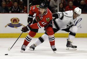 Blackhawks look to go up 2-0 on Kings