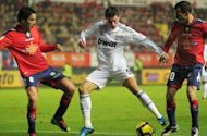 Osasuna captain Punal: The pressure is on Real Madrid on Saturday
