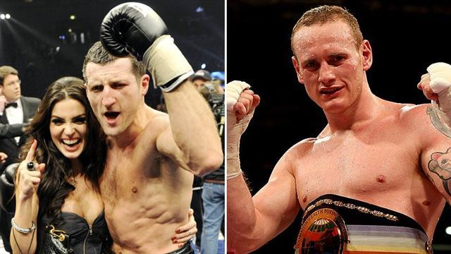 Basketball - Groves announces new trainer ahead of Froch showdown