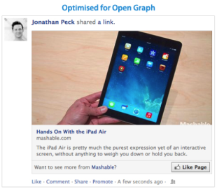 How to Increase Traffic to Your Blog image Optimised for Open graph
