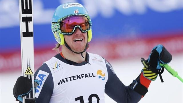 Alpine Skiing - No presidential text for low-profile Ligety