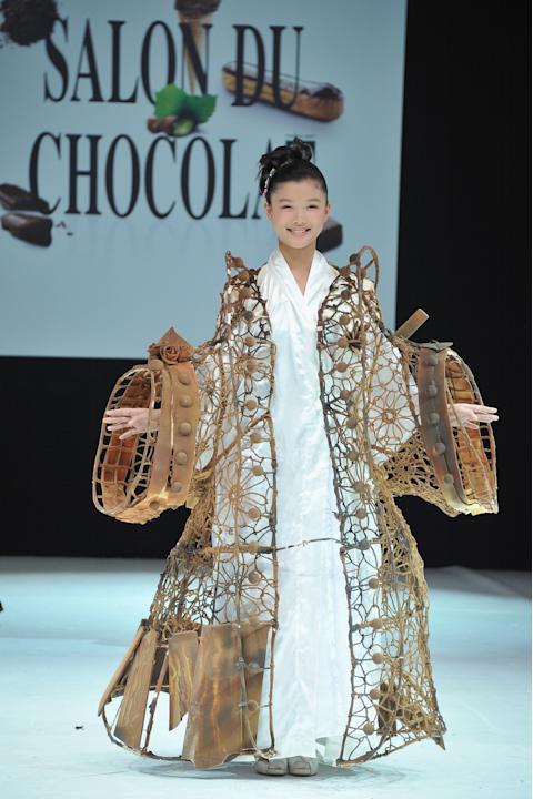 Salon Du Chocolat 2012 - Fashion Chocolate Show