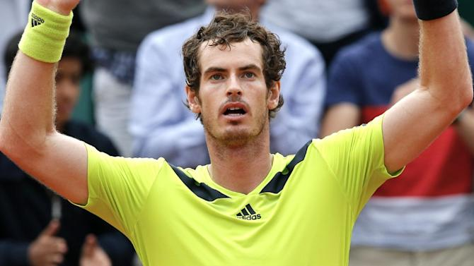French Open - Murray optimistic despite Nadal's 65-1 Roland Garros record