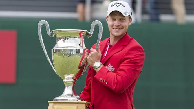 Golf - In-form Danny Willett claims European Masters title