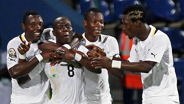 African Cup of Nations - Ghana v DR Congo: LIVE