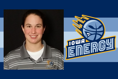 NBA Development League team Iowa Energy hires female assistant coach