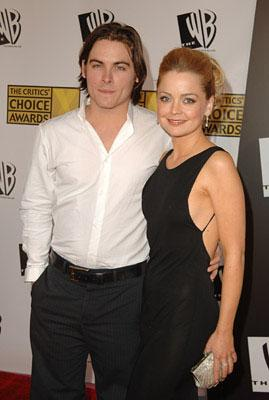 Kevin Zegers and Marisa Coughlan 11th Annual Critics' Choice Awards Santa Monica, CA - 1/9/2006