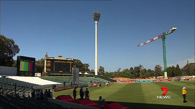 Cricket fans can expect delays