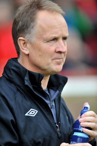 Sean O'Driscoll said he was stunned by Dexter Blackstock's sending off