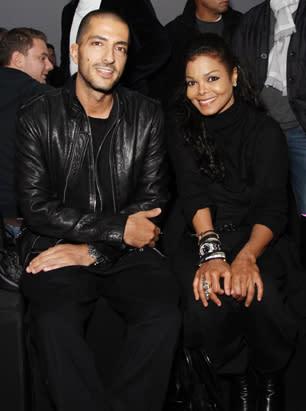 Janet Jackson Engaged
